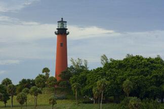 photo of lighthouse in Jupiter, Florida