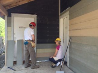 Image of Habitat for Humanity builders