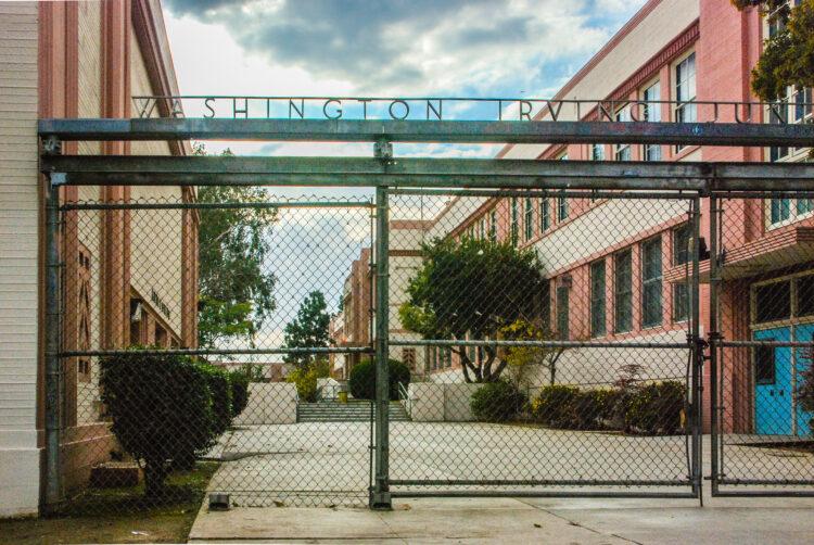 ashington irving middle school - 750×502