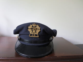 image of hat worn by Canadian letter carriers in the 1970