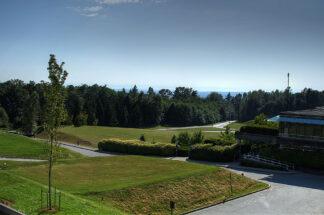 campus of simon fraser university in Burnaby, British Columbia
