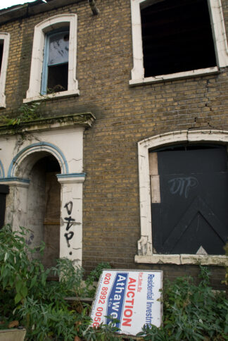abandonned building