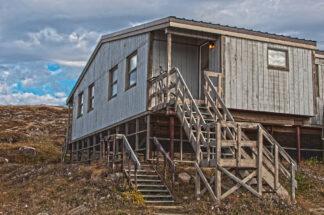 home in Iqaluit, Nunavut
