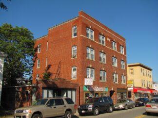 apartment building in Worcester Massachusetts