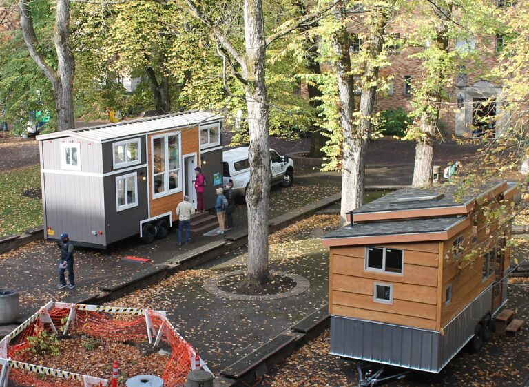Tiny Houses: A Figment Fit For The Imagination, But No Big Affordable Solution?