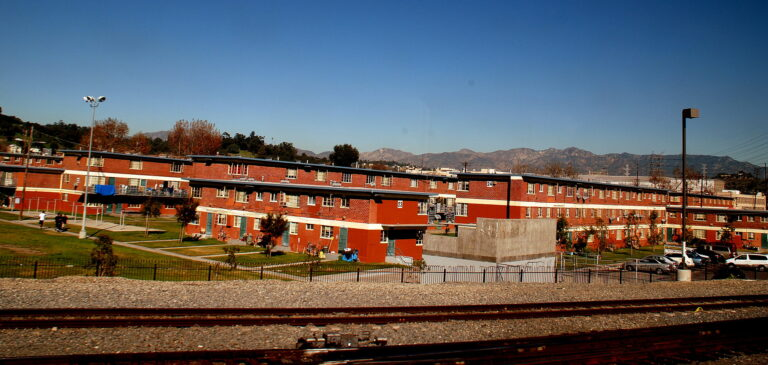 Speaking The Unspeakable: New Public Housing In L.A.