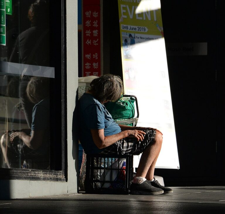 Aussie Rough Sleepers: Too Difficult To Deal With?