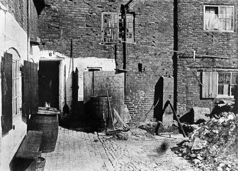 The Slow Drift Back To Toxic 19th Century Urban Life & Housing