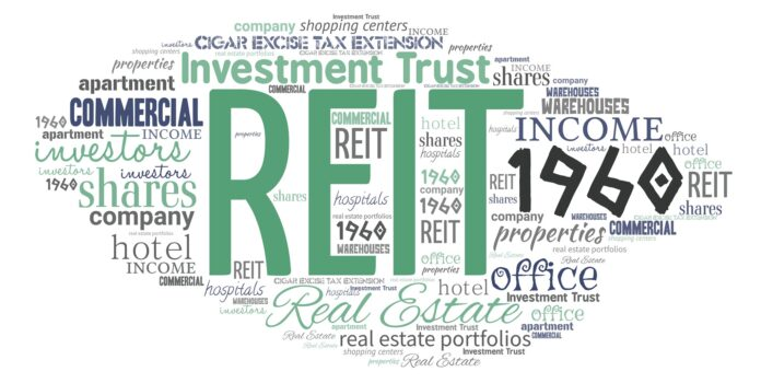 A word salad of ideas associated with Real Estate Investment Trusts
