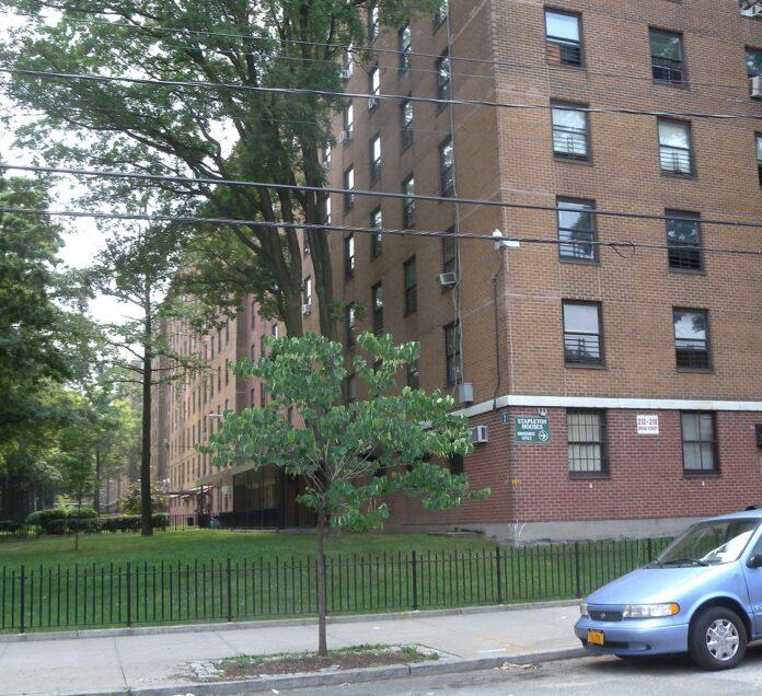 New York City Housing Authority: Stapleton Project