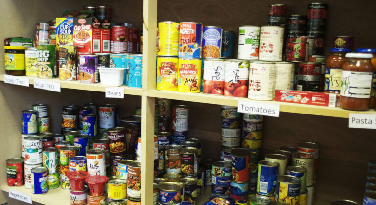 Ontario Food Banks As A Measure of Housing Insecurity