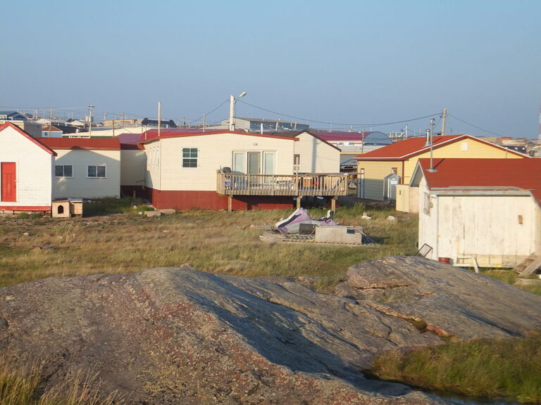 Housing Conditions In Canada's Far North: Bad Enough To Make You Sick
