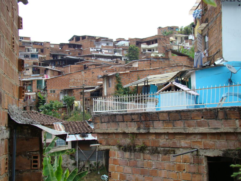 Columbia, South America: Learning From Social Challenges In New Public Housing