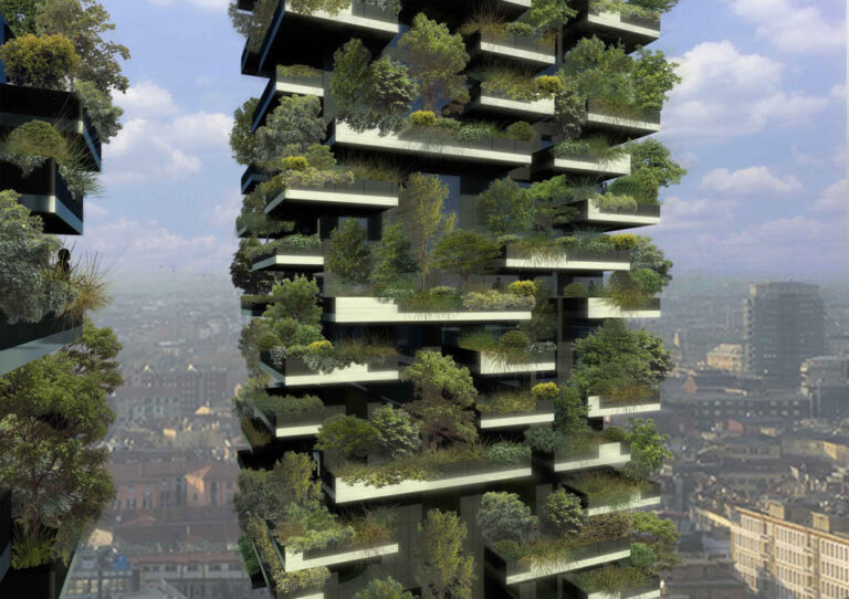 Can Vertical Forest Splash Save Netherlands Social Housing Cash?