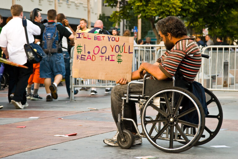 """San Diego Works To Develop A Homeless """"Bill of Rights"""""""
