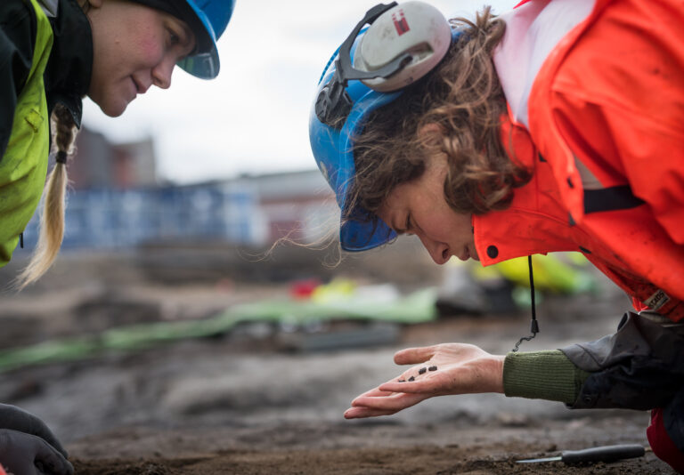 Building Kinship To End Homelessness: Connecting Through Archeology