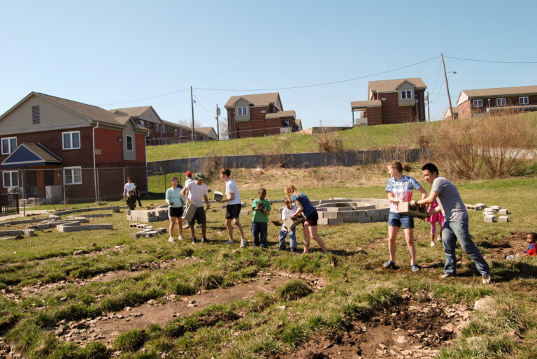 Building Community During COVID: A Food Story