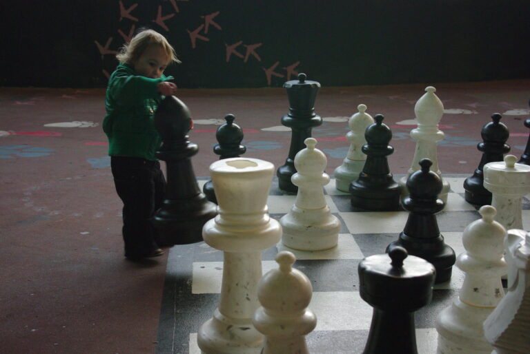 The Right Chess Moves Took A Young Boy And His Family Out Of Homelessness