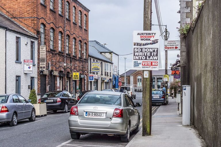 Ireland Subsidizes Middle Class Renters Away From Free Market