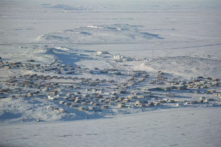 What Do London, UK & Kugluktuk, Nunavut, Canada Have In Common?