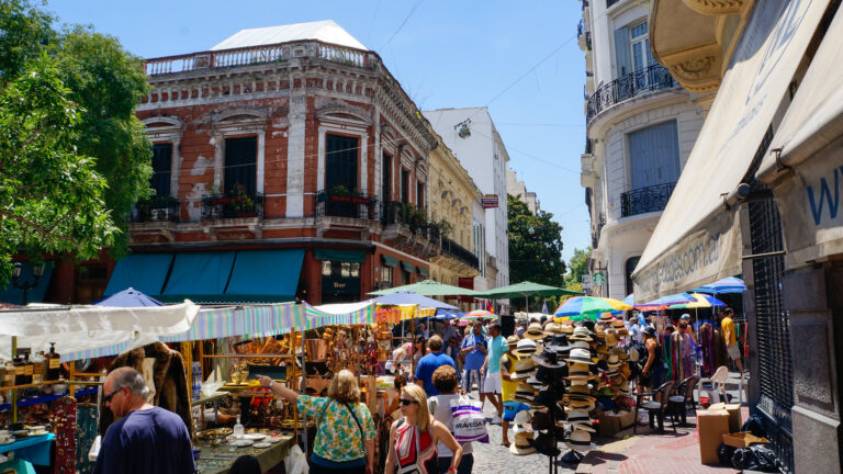 How Much Can A Street Corner Market Stall Skew A City's Future?