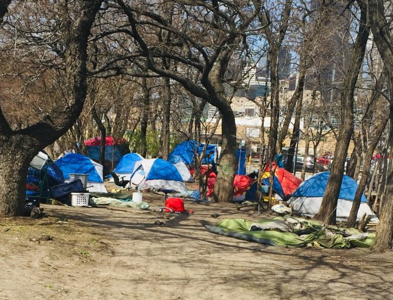 When Governments Sanction Theft From Their Homeless Citizens