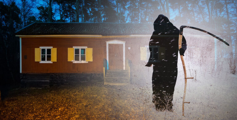 To Be, Or Not To Be Housed. A Soliloquy On Eviction And Death